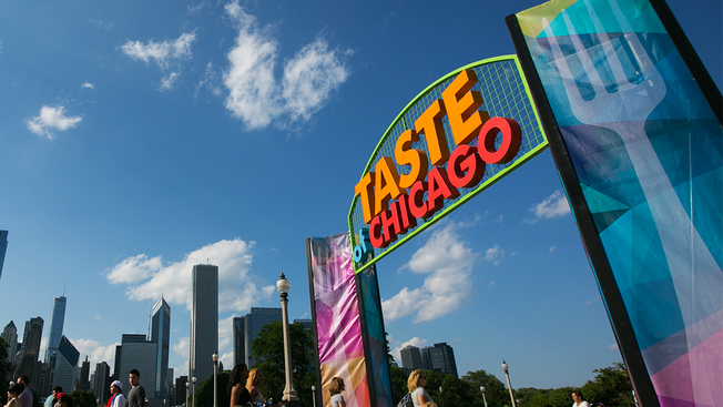 Taste of Chicago (July 10-14) - Advertised as the world's largest food festival, Taste of Chicago is a Summer must to experience this year. Not only does it present five days of mouth watering delectables, but its reputation has attracted the reception of huge musical acts. The best recipe for an amazing summer is always good food and good music.Image via