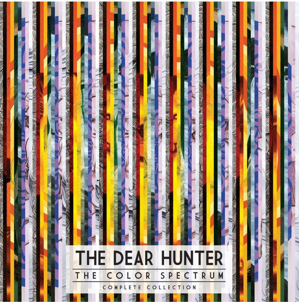 The Color Spectrum: The Complete Collection by The Dear Hunter - A friend recommended one song on this album and I couldn't help but listen to more, and I think I've found one of my favorite albums of all time. No band has made me want to cry, smile, dance, and a million other things in one single album, but The Dear Hunter did it with this one. There's so much genuine emotion for any listener to connect to and I can't recommend it enough. Personal favorites include Crow And Cackle and The Collapse Of The Great Tide Cliffs.