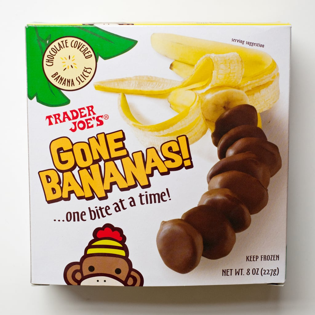 Gone Bananas! Chocolate Covered Banana Slices - Self-explanatory