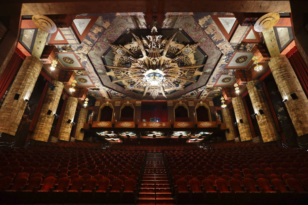TCL Chinese Theater. Image  via .