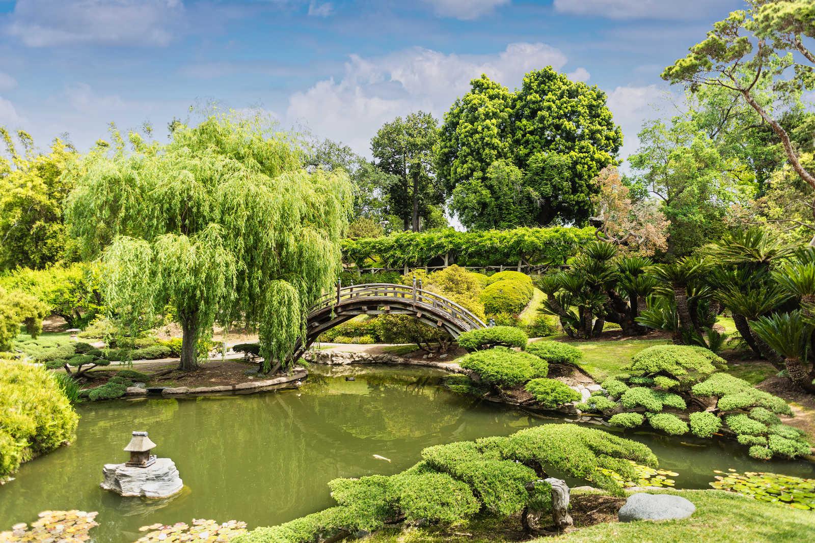 Huntington Gardens. Image  via .