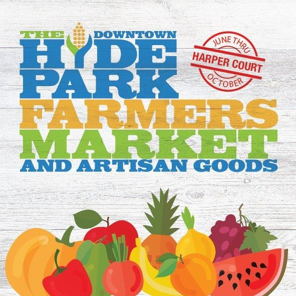 Downtown Hyde Park Farmers Market - Available every Thursday starting from June 6.Image via