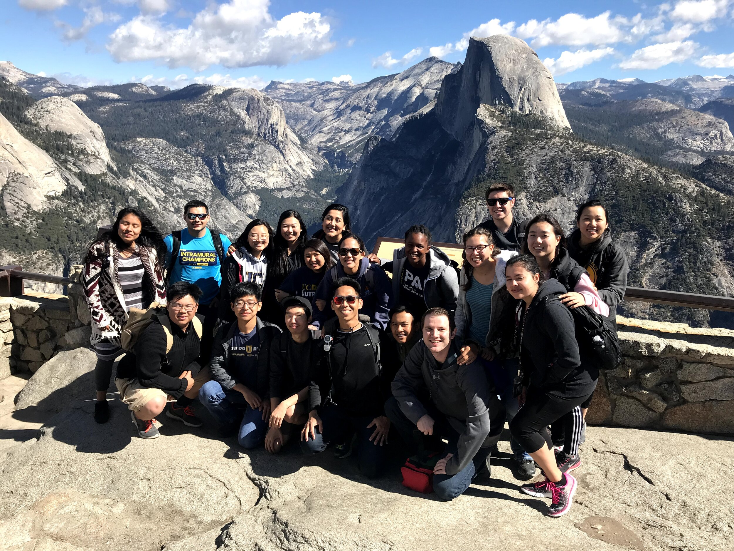 Life Group : Trips to Yosemite, Tahoe? Yes. Eating good food? Yes. Doing life together? YES