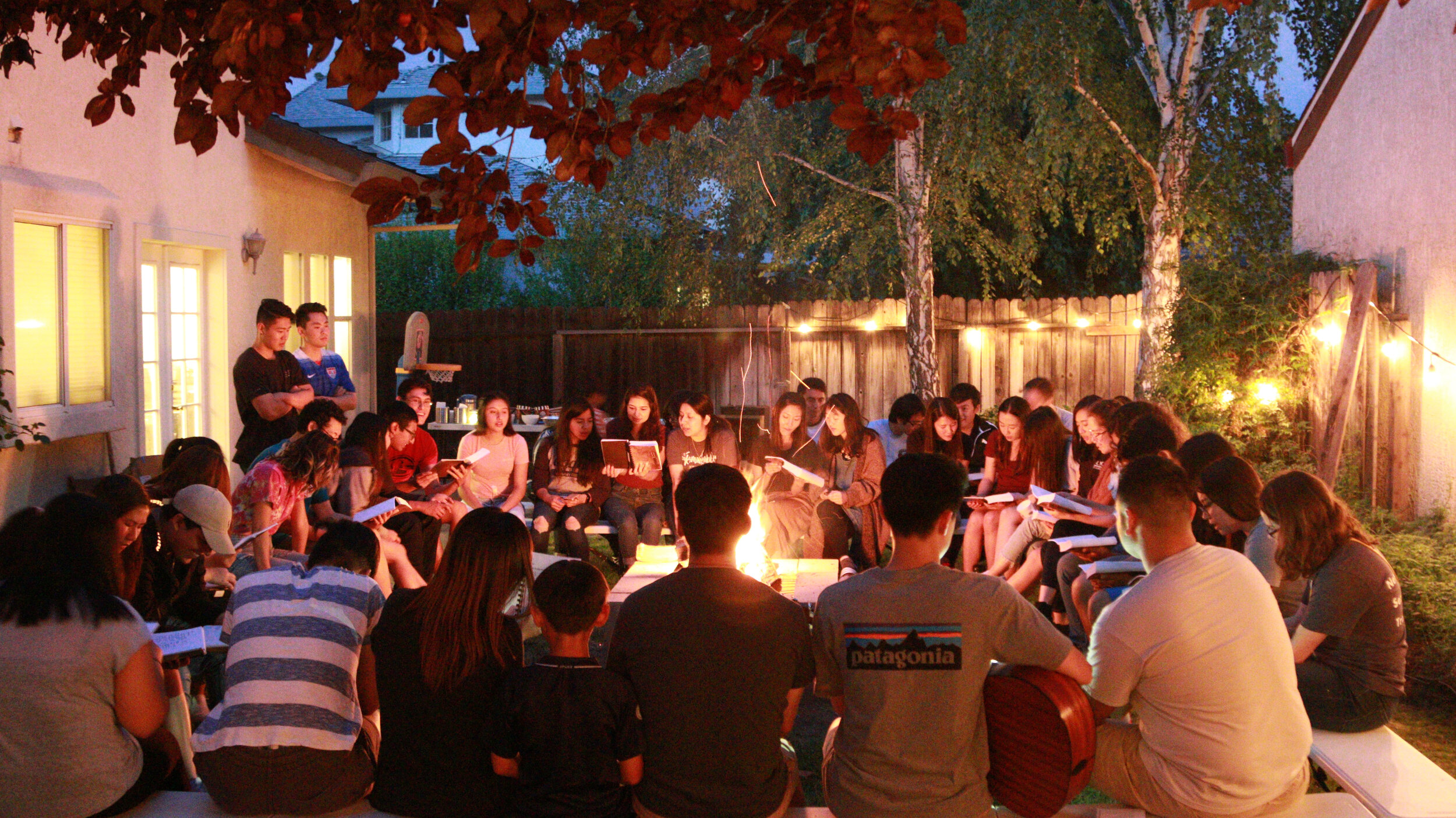 Frosh Discipleship : A place where we can meet like minded peers and deepen our relationship with God.