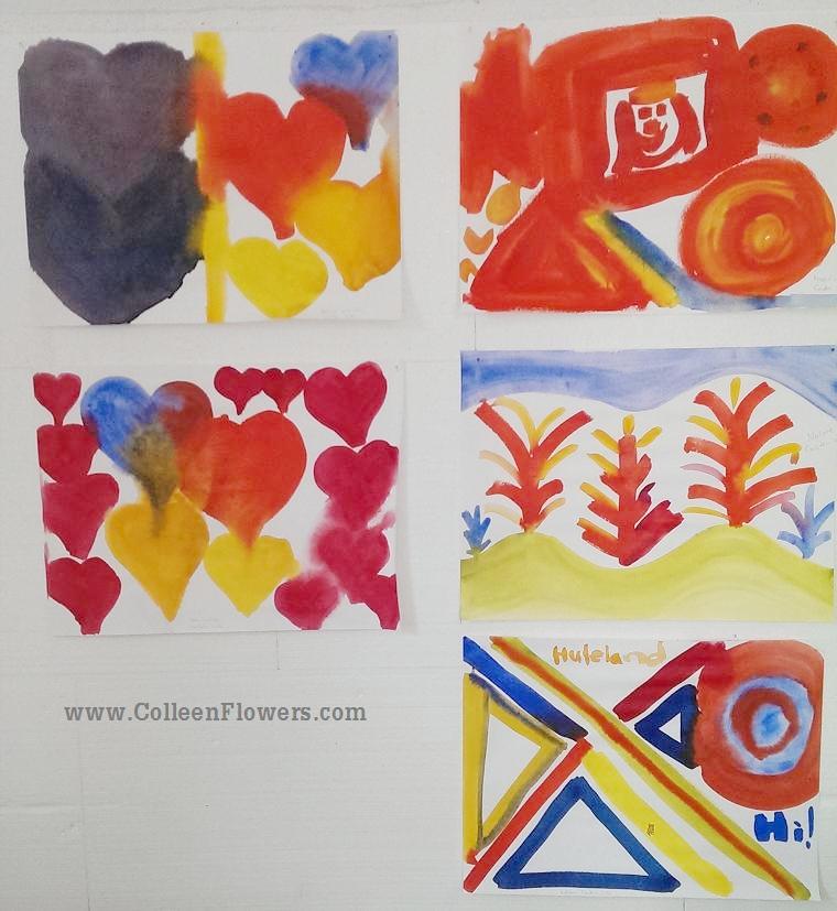 Carsten's Paintings