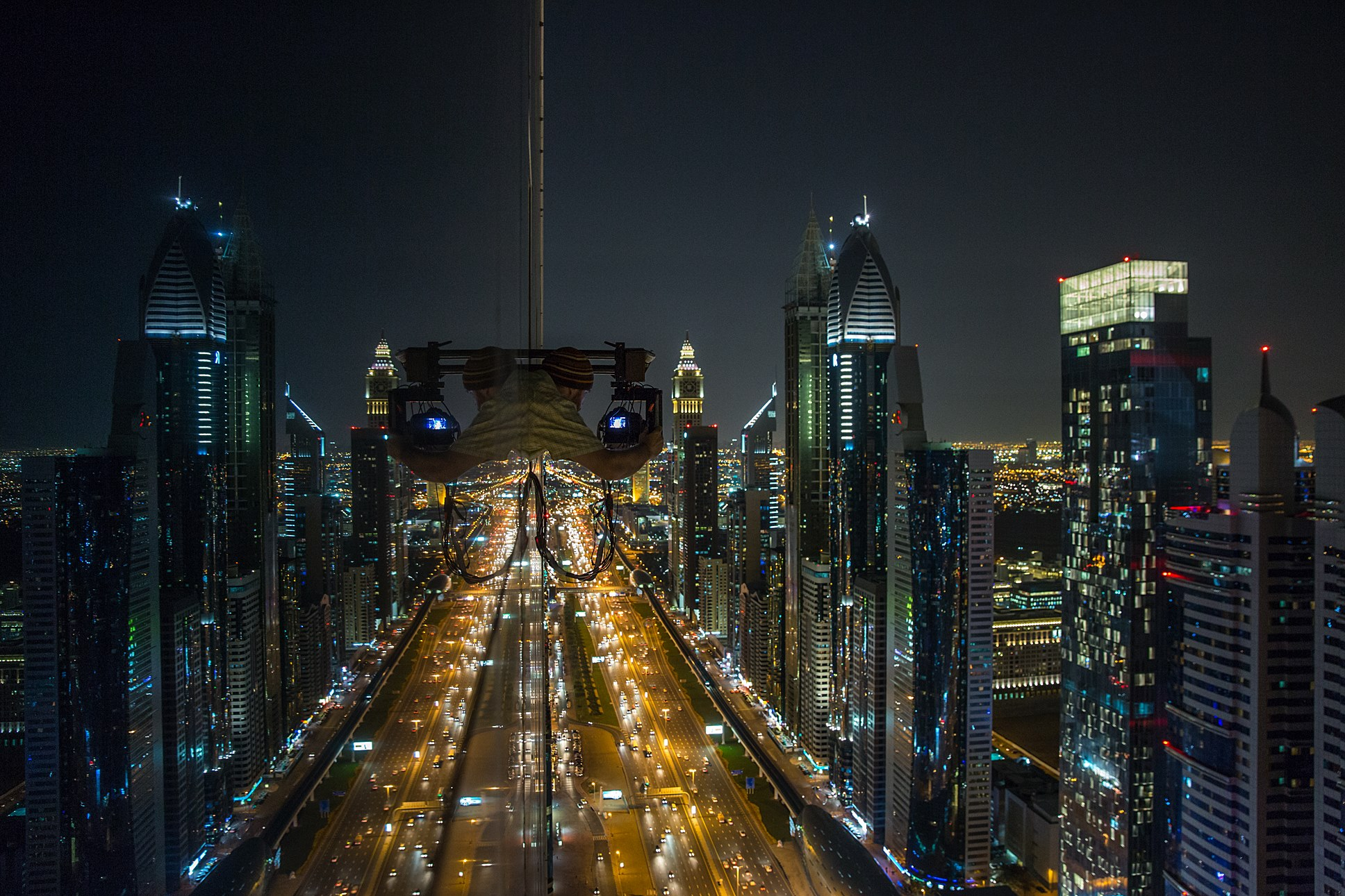 Dubai, UAE 2014. Photo by Sebastian Opitz