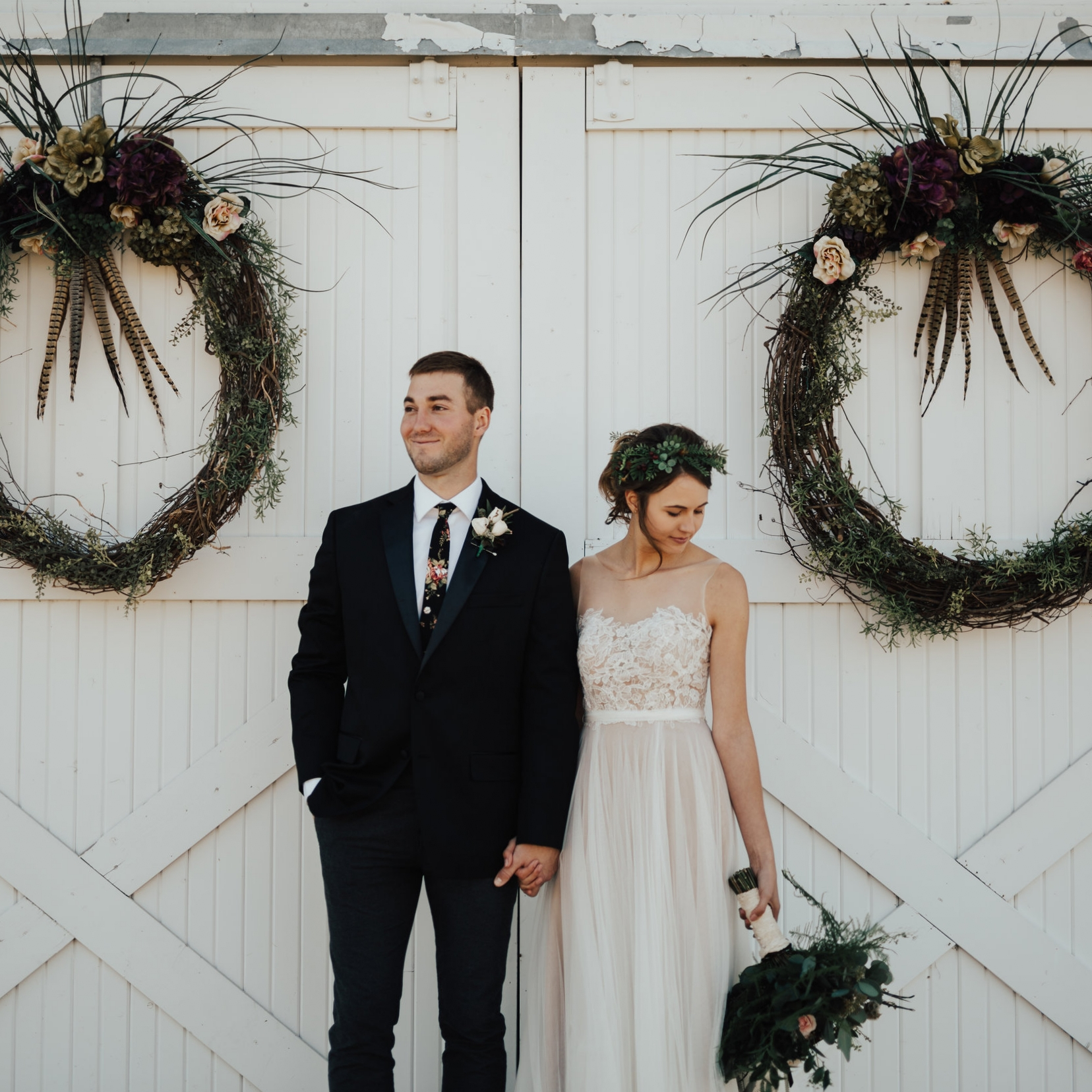 Josiah + Haley - // Wedding