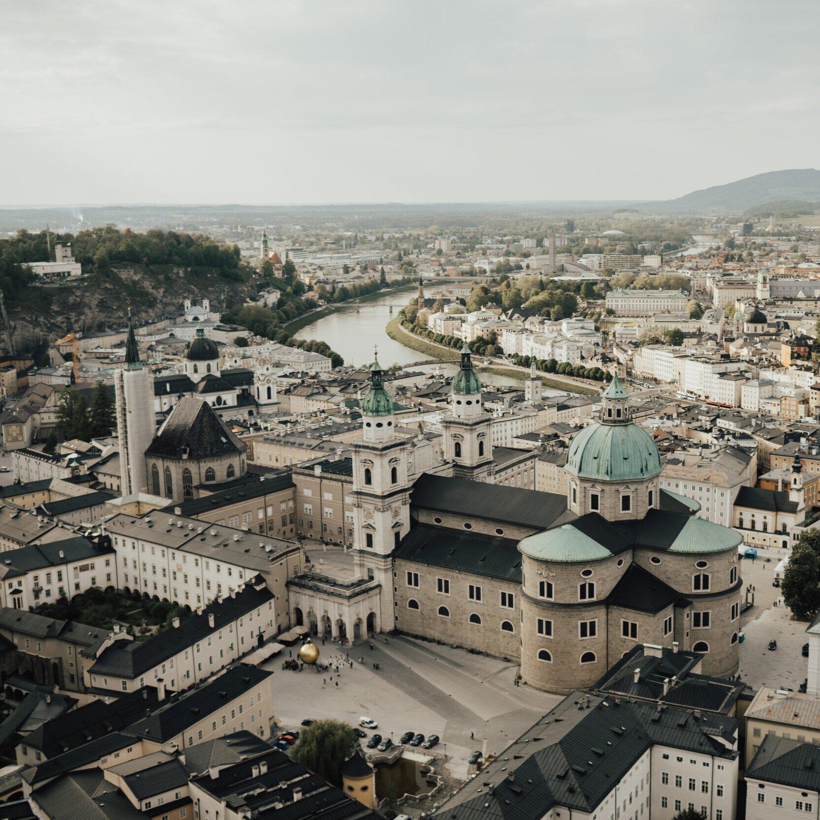 Hallstatt + Salzburg - Spring 2019