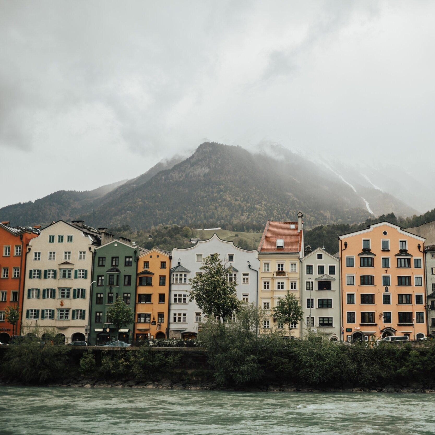 Munich, Bavaria + Innsbruck -