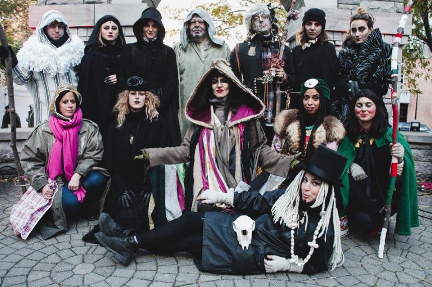 Samain Halloween SDBSL Lndmrk