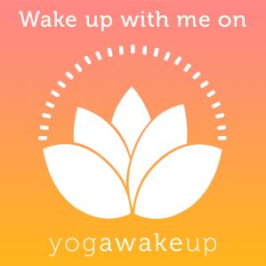 yoga wakeup logo
