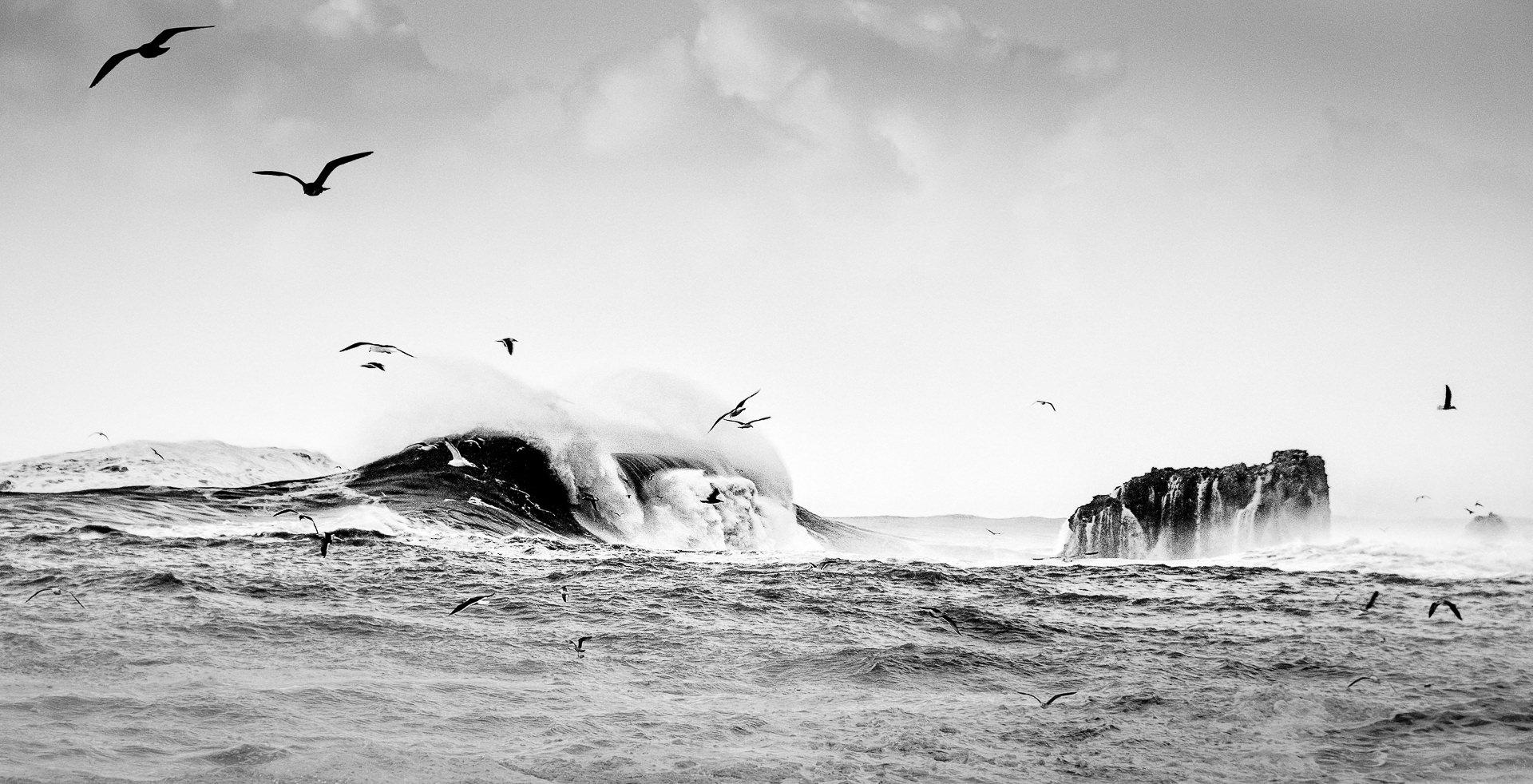 Tempestuous Sea I