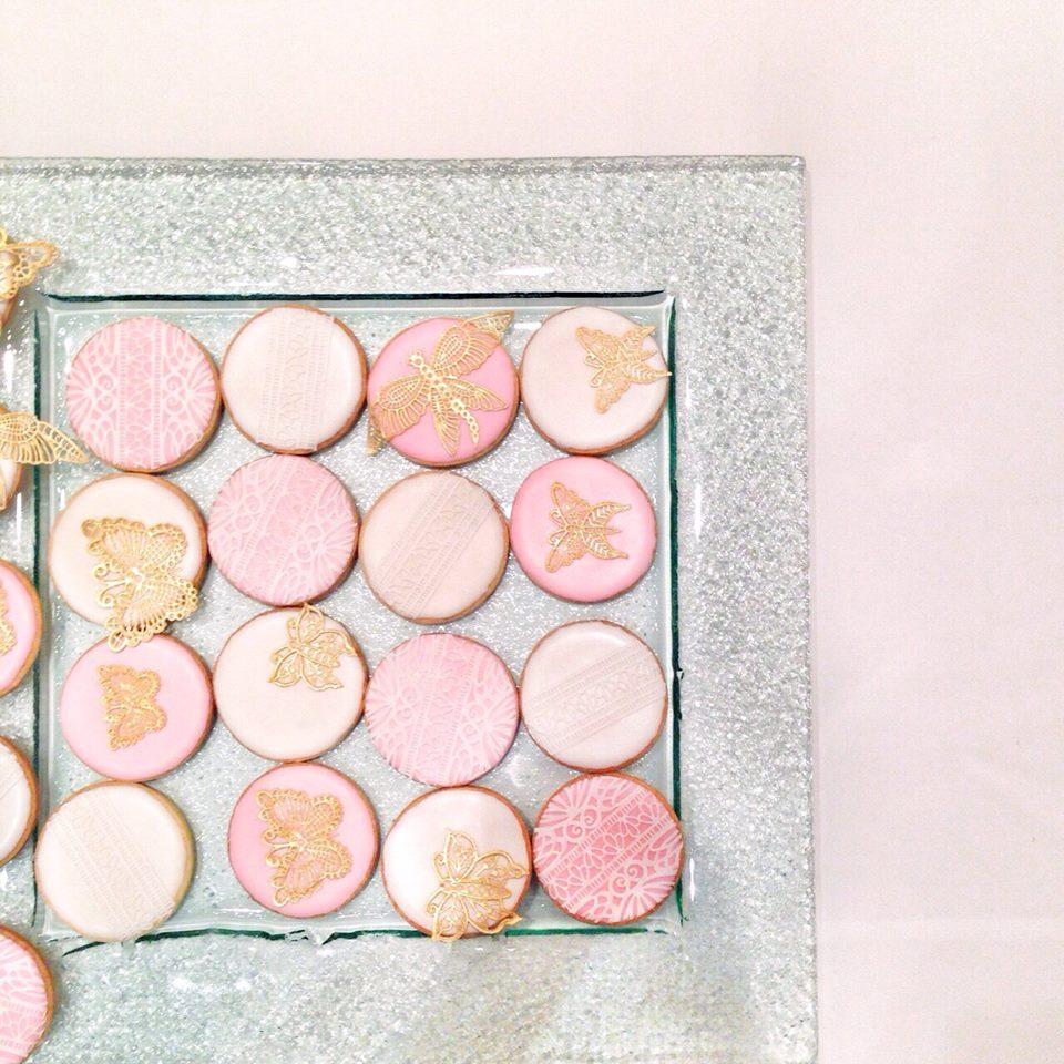 SR Wedding Icing Cookies