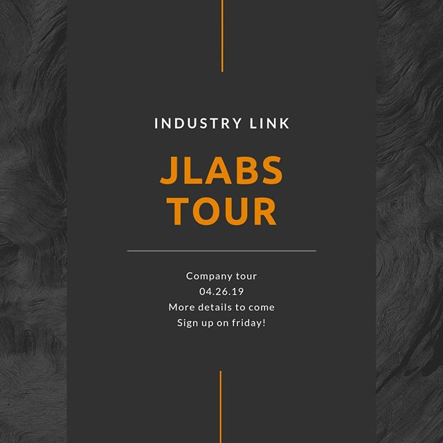 Want to get inside of one of Ontario's premium startup incubators focused on health and wellness innovation? Keep your eyes on your inbox for an opportunity to tour JLABS in Toronto! If not part of our mailing list, head to our website to sign up! http://ow.ly/k9qe50pKHeH