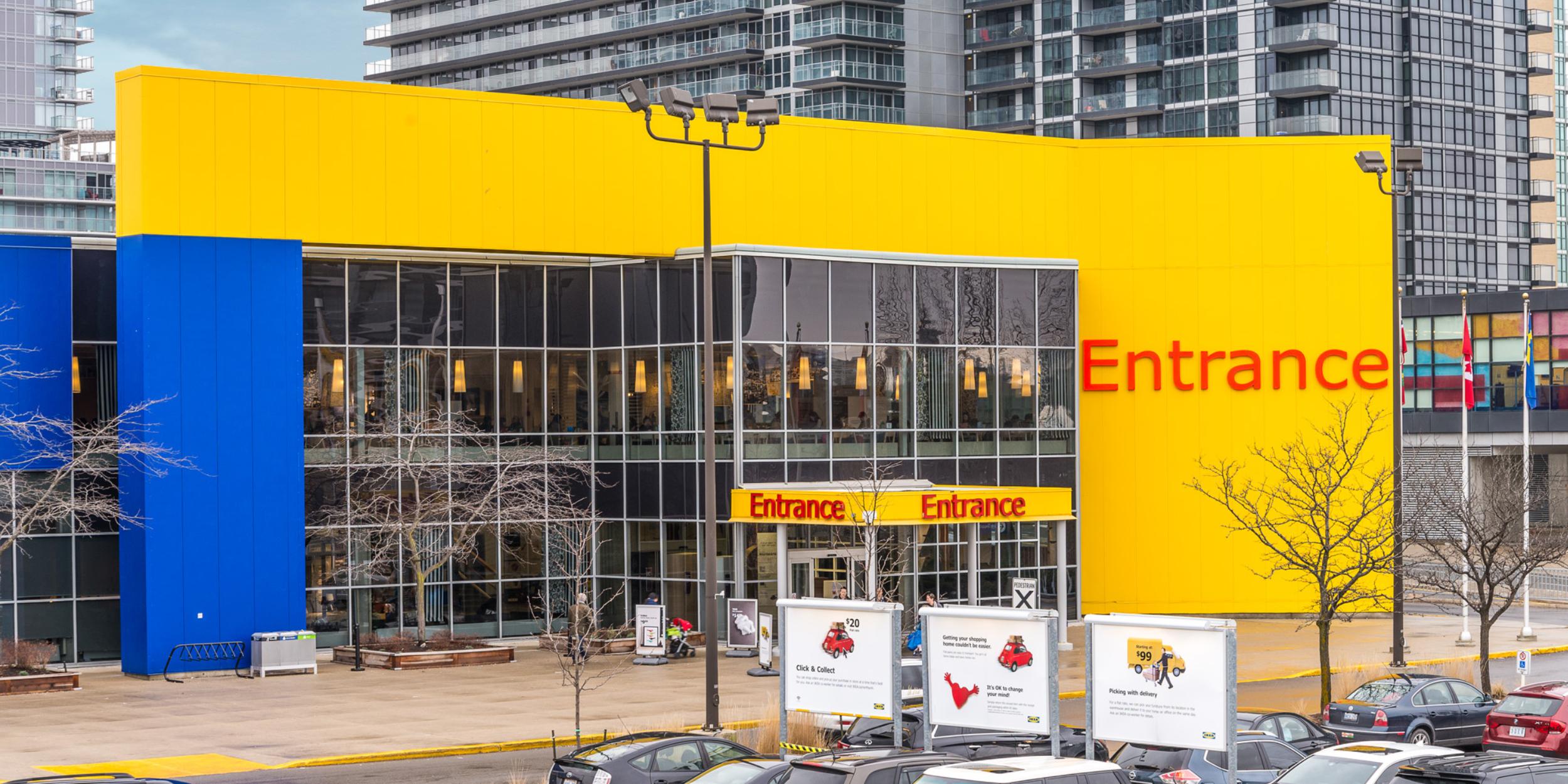 IKEA - North York — Stark Architects Inc.