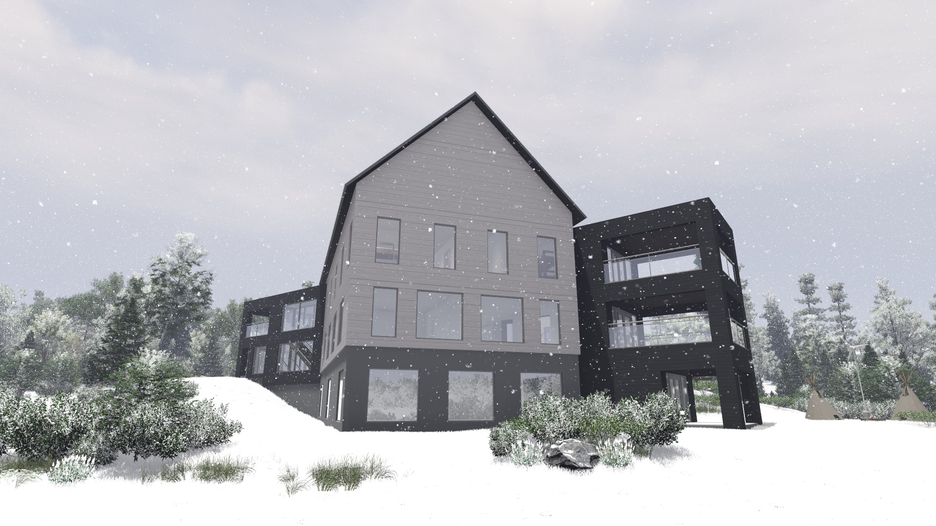 Kimbercote Accommodations Building - 002C - with snow 5.jpg