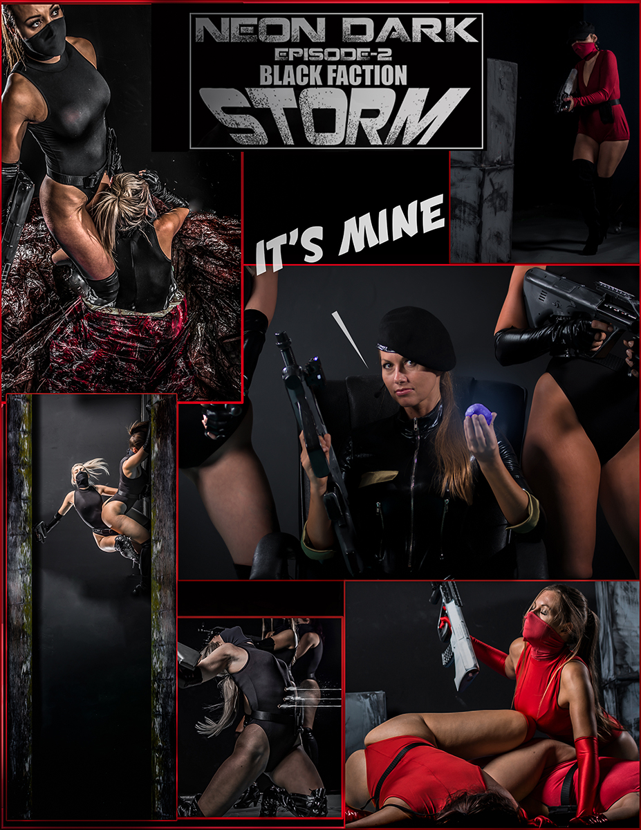 Black Faction Storm Preview