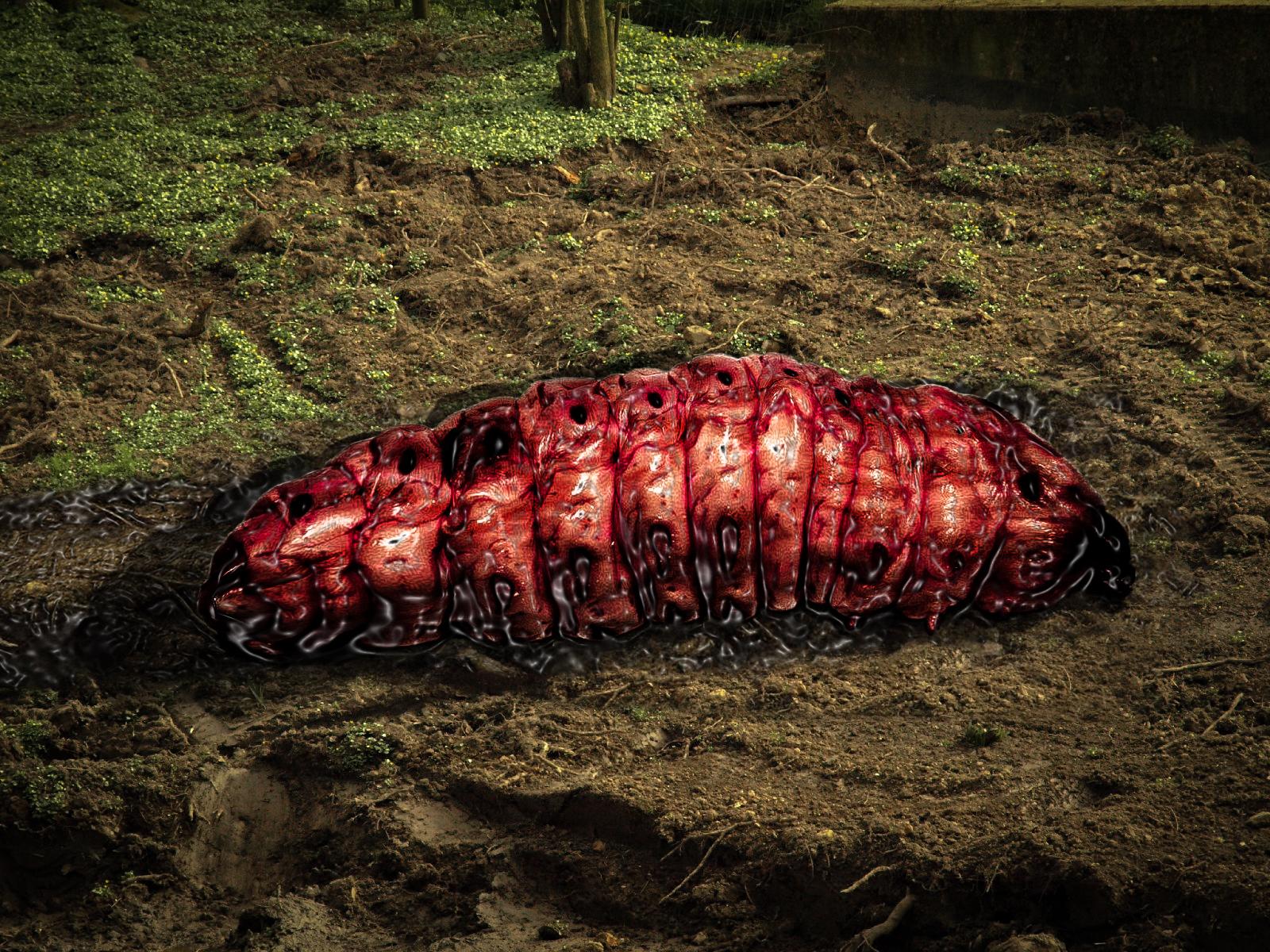 azologoth worm