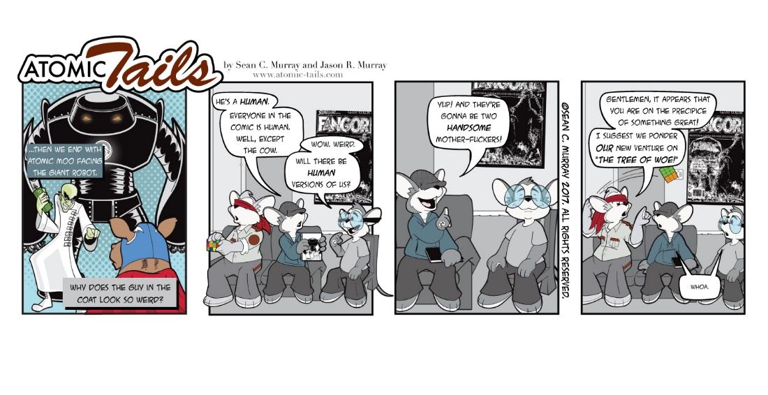 Atomic Tails #22