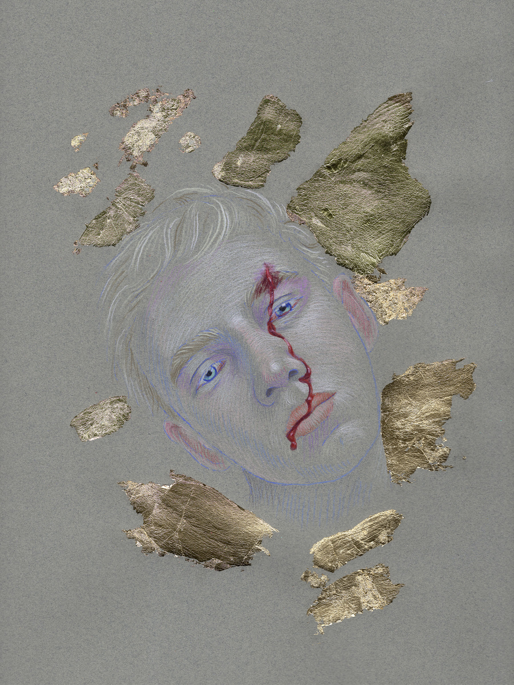 *Reconsider Me (12 x 9 in, colored pencil & gold leaf on paper, 2019) copy.jpg