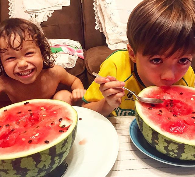 Love Japanese watermelon 🍉 especially after hyper football in the high humidity situation!. . . #japanese #watermelon #yamagata #obanazawa #after #football #footmesse  #heaven #sweet #epmboys #donttouch #尾花沢スイカ  #甘い #スイカ #万歳 #湿度が高い中の #サッカー #マジですか #でも #その後のスイカは #最高