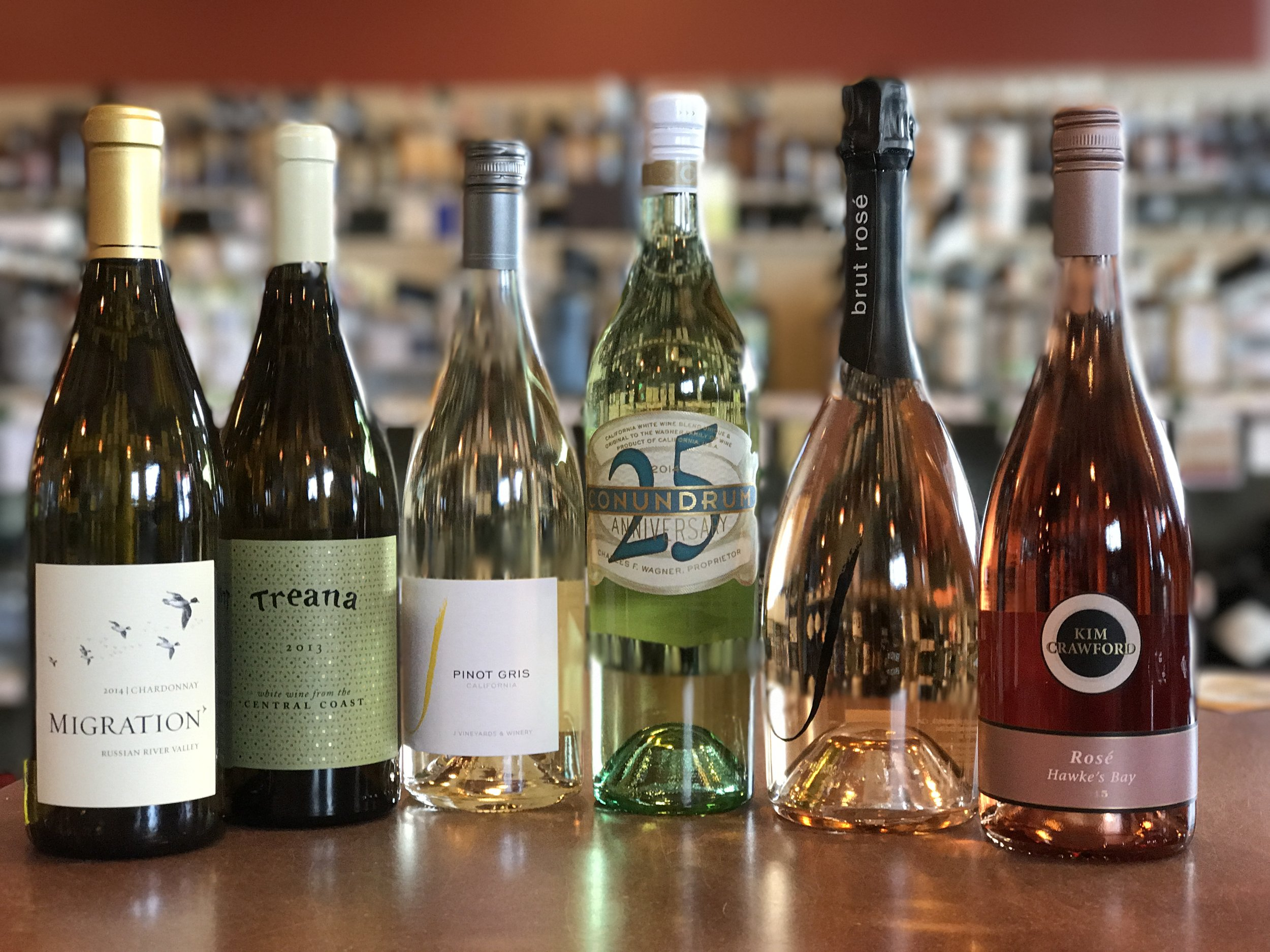 Spring Wine Recommendations for Easter