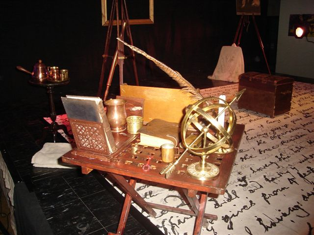 Astrological instruments