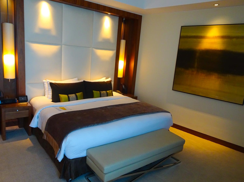 JW Marriott Marquis Dubai - The Rooms  Photo: Calvin Wood