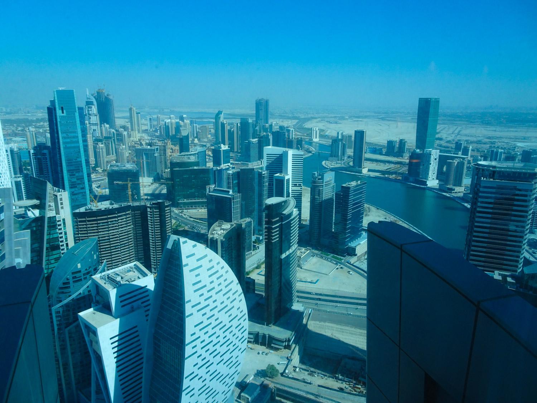 Room Views - JW Marriott Marquis Dubai  Photo: Calvin Wood