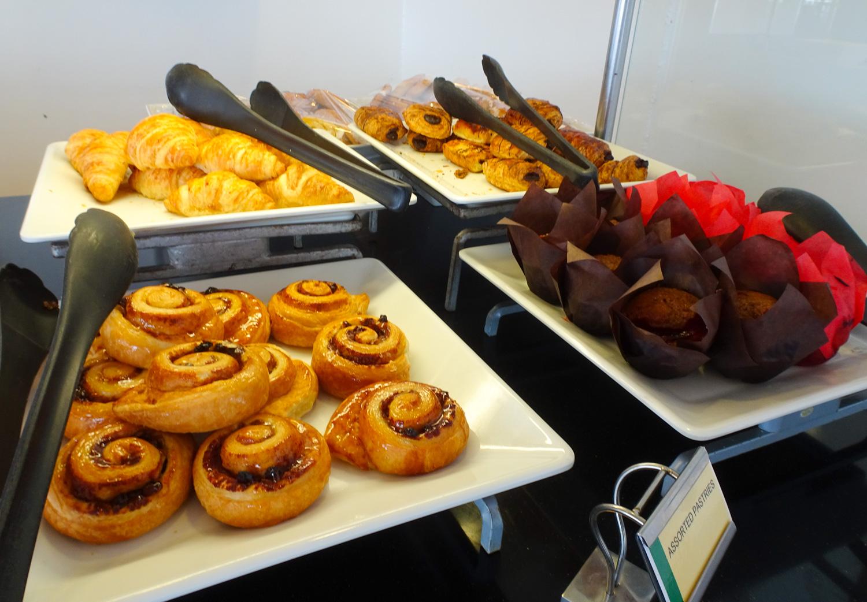 Pastries - The Garden Café - NCL Gem  Photo: Calvin Wood