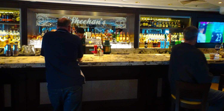 O'Sheenhan's Irish Pub - NCL Dawn  Photo: Calvin Wood