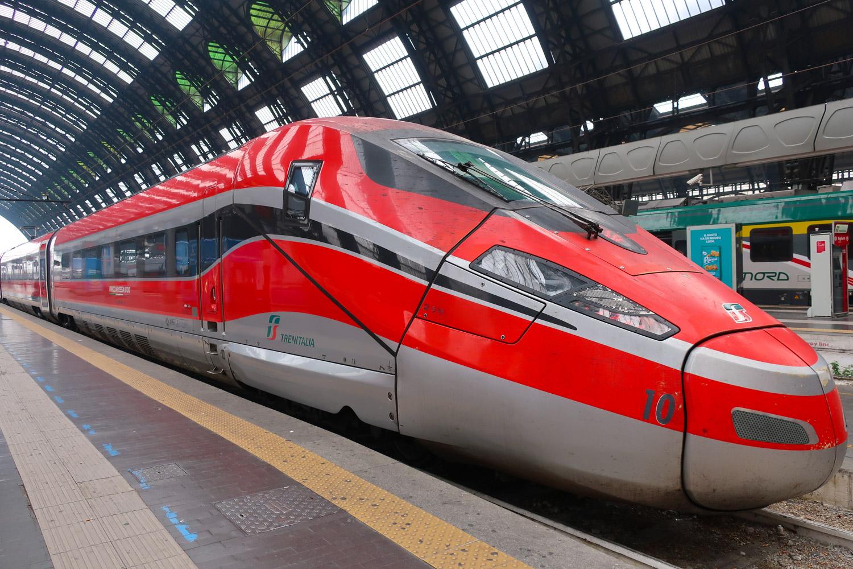 The Frecciarossa 1000 - Milano Centrale Photo: Calvin Wood