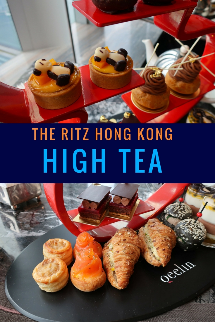 Hong Kong High Tea at the Ritz - Itinerant Spirit Blog