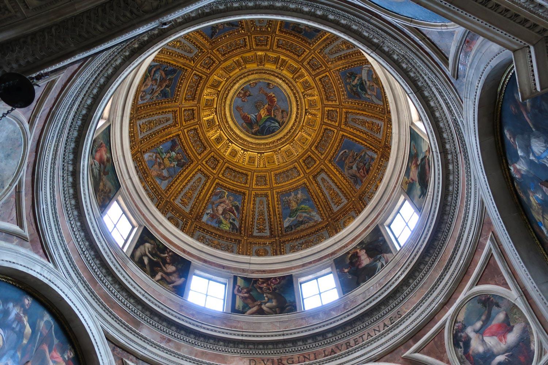 The Cappella Chigi - Rome  Photo: Calvin Wood