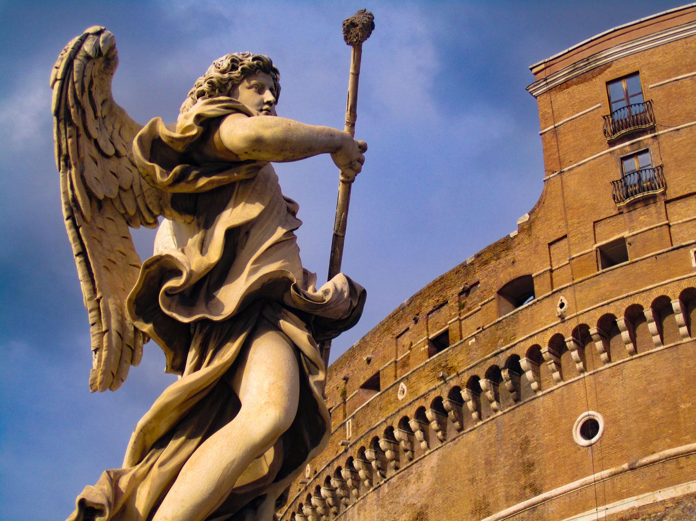 Castel Sant'Angelo - Rome  Photo: Calvin Wood