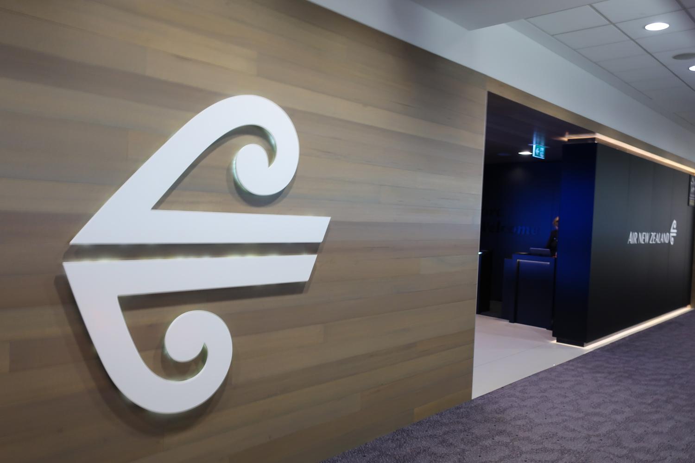 Air New Zealand Lounge Sydney  Photo: Calvin Wood