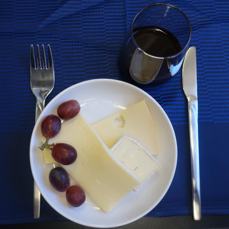 German Cheeses - United Polaris Class  Photo: Calvin Wood