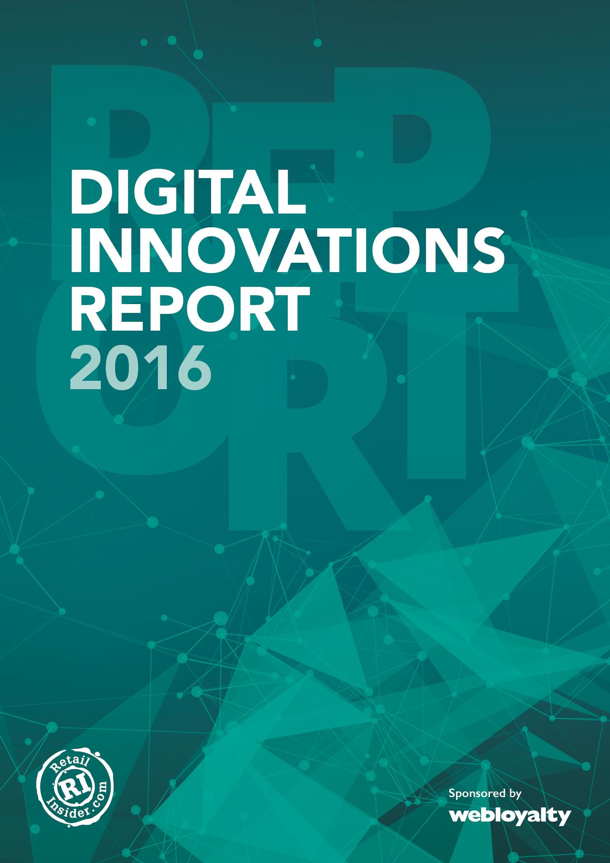 Digital Retail Innovations Report (2016)