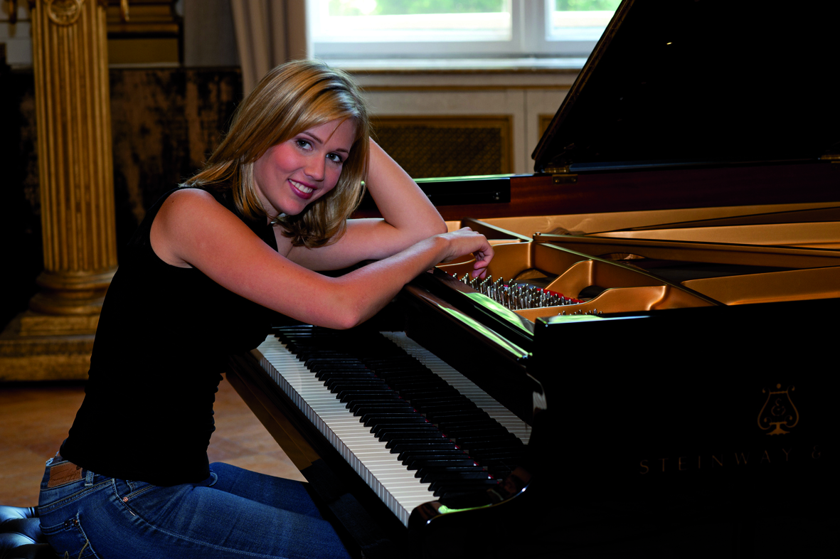 Annika Treutler, Klavier