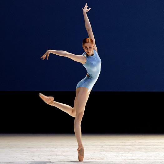 Elena Vostrotina, Ballet Tänzerin