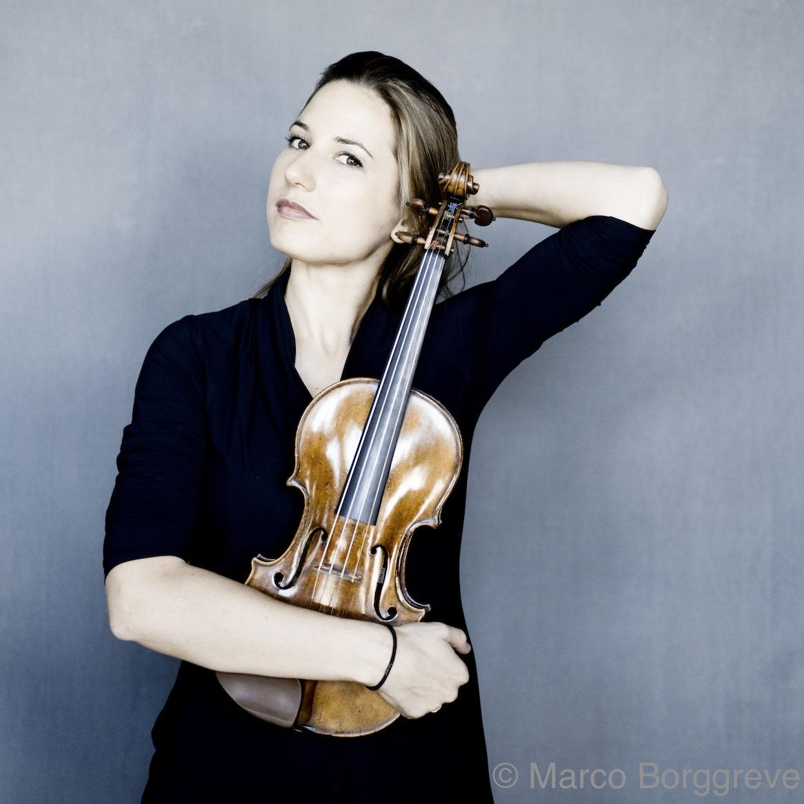 Rosanne Philippens, Violine