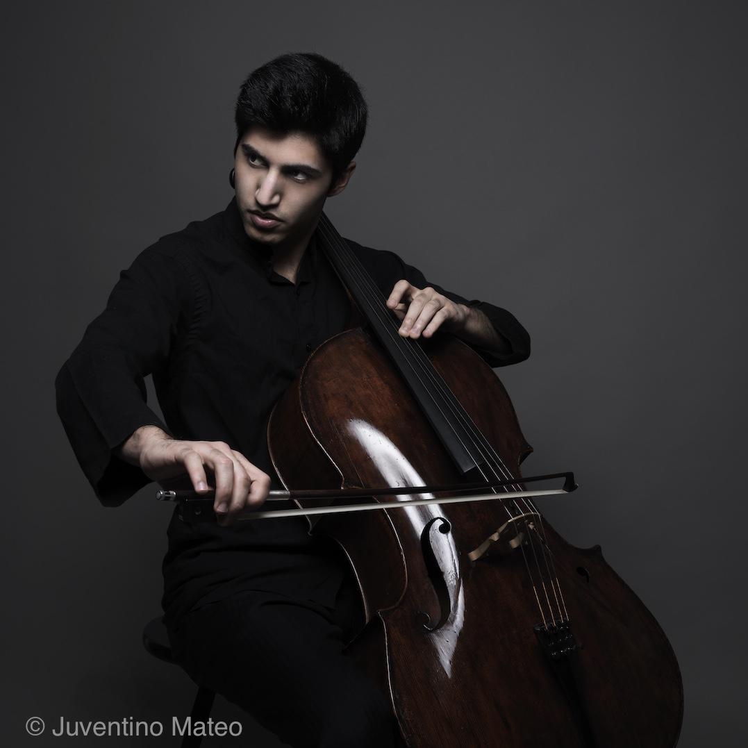 Kian Soltani, Cello