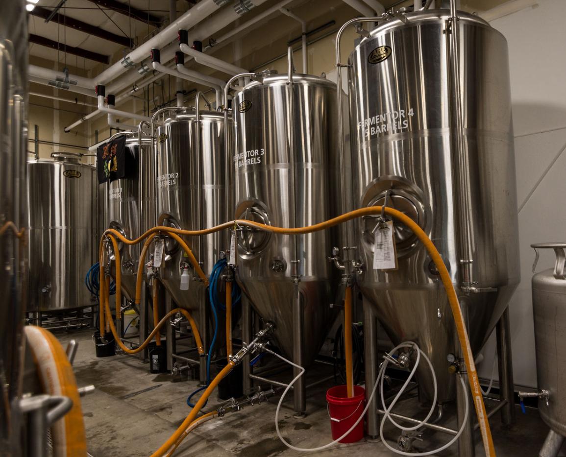 Breweries & Vineyards -