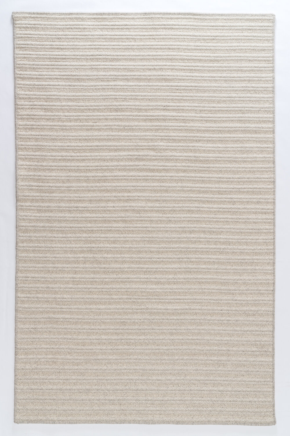 Ripple Rug Light Grey Thayer Design Studio