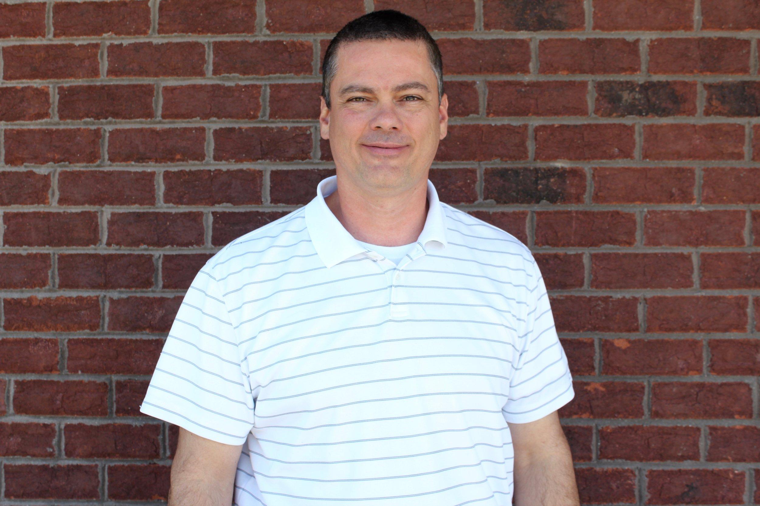 Rodney Pearce   Lead Pastor