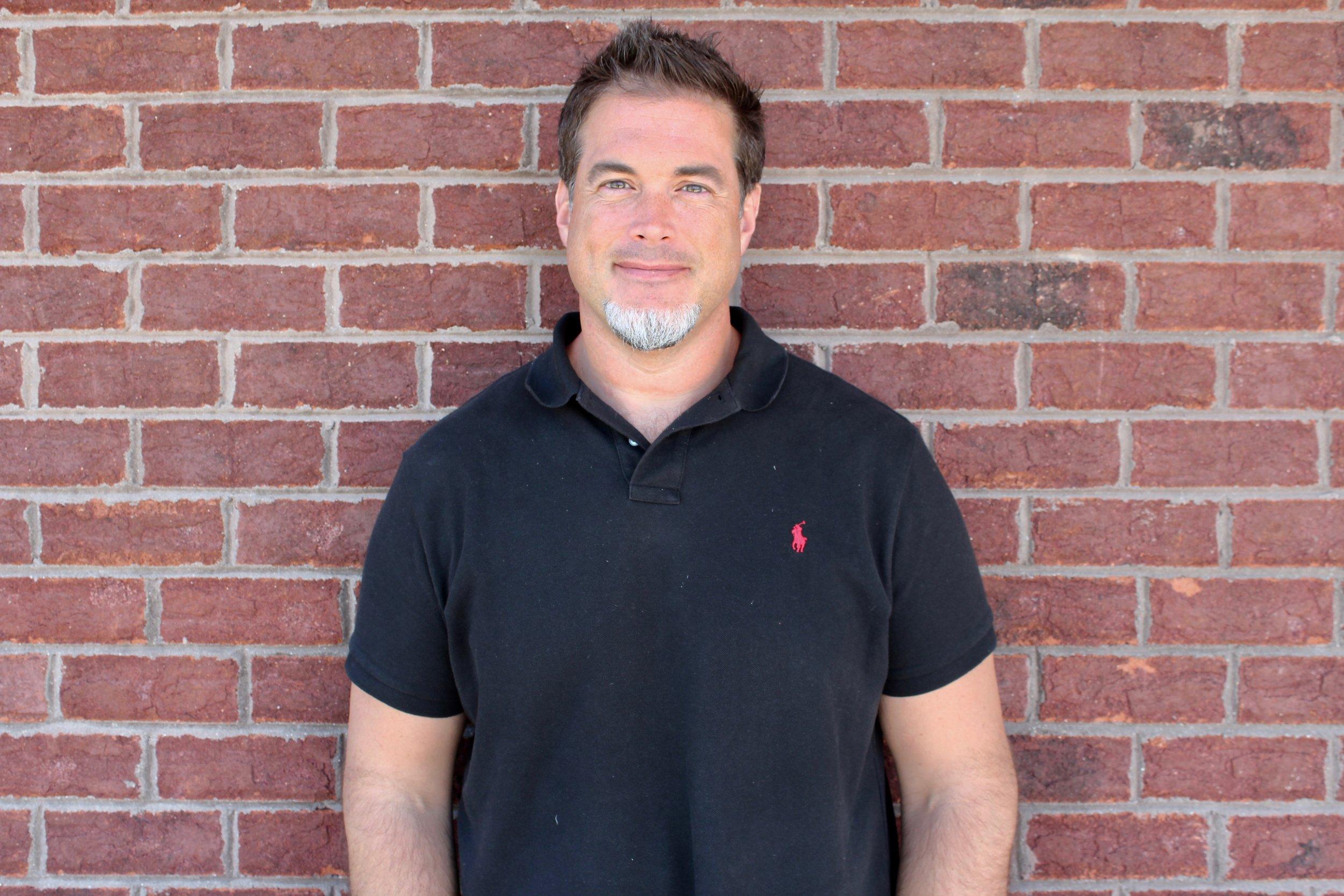 John Eklund   Celebrate Recovery and Media Pastor