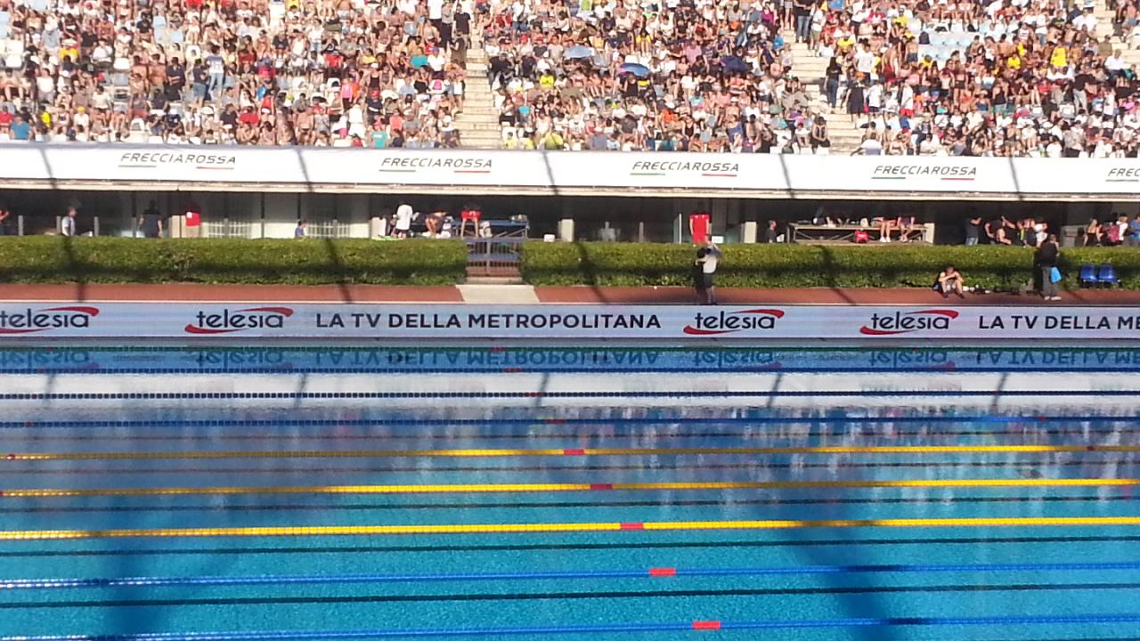 Trofeo Internazionale di nuoto Settecolli - 21-23 giugno