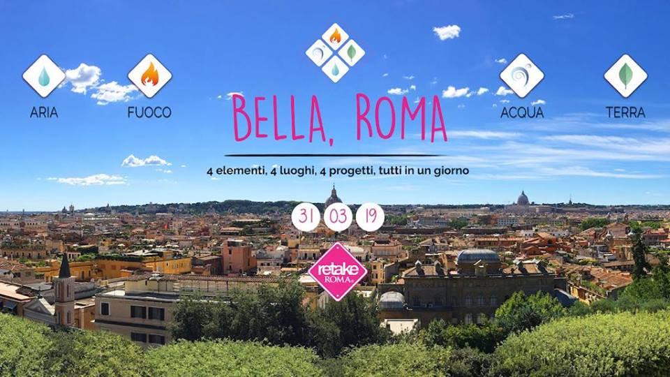 Bella, Roma - 31 marzo