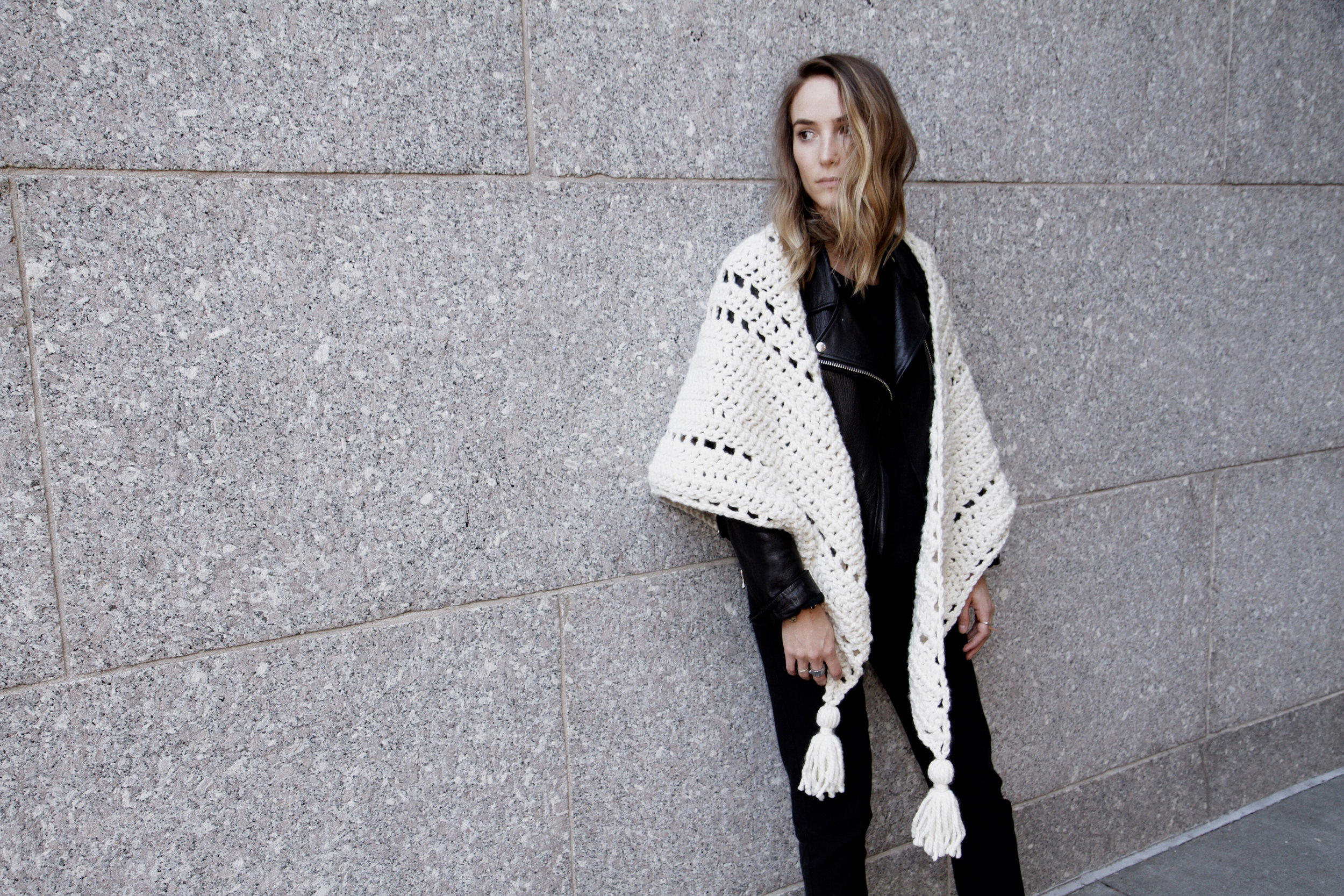 The Louisa Wrap by Two of Wands