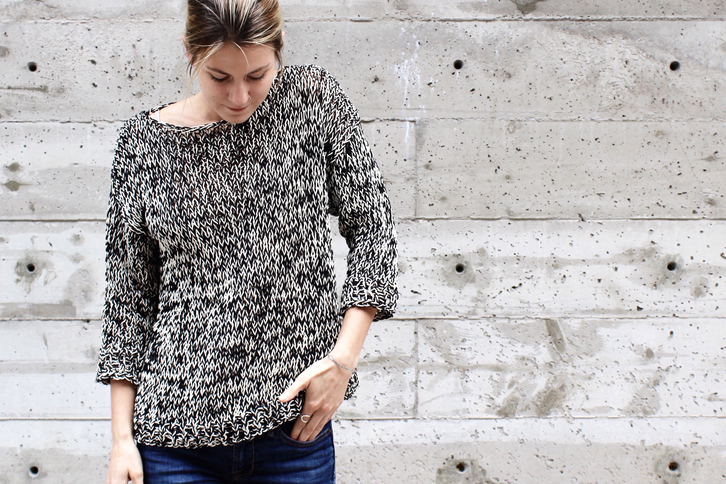Dockside Sweater by Two of Wands